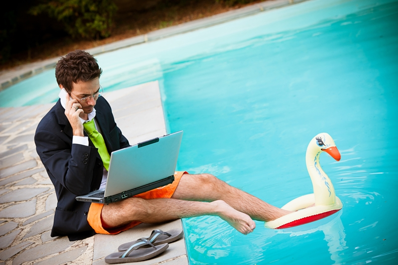 Do your employees practice safe work-from-home practices?